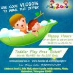 Play street for kids in Abids