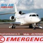 Choose Excellent Air Ambulance in Patna with Hi-tech Medical System