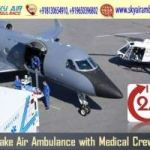 Take Air Ambulance Service in Delhi with Modern Medical Service