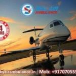Rent the Trusted Air Ambulance Service in Delhi