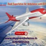 Use Modern Air Ambulance Service in Pondicherry at Cheap Price