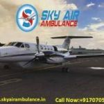 Utilize Air Ambulance from Raipur with Latest ICU Setup
