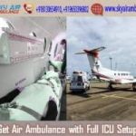 Choose Air Ambulance in Bhopal with Entire Medical Features