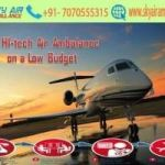 Rent Air Ambulance in Varanasi with Modern Medical Assistance