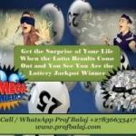 Simple Lottery Spells That Work Overnight - Spell to Win the Lottery Tonight Call +27836633417