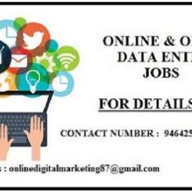 Part time full time simple typing work at your home.