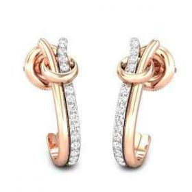 Visit Candere To Get Upto 15% Off On Hoops Earring Online