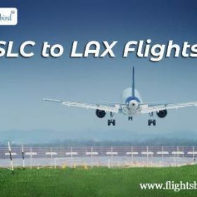 How to Book Cheap Flights from SLC to LAX?