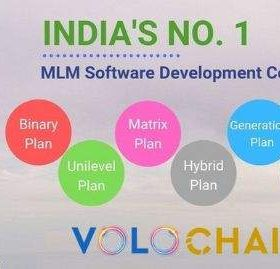 Best Direct Selling Software Company | Volochain