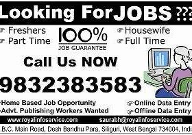 Home Based job Opportunities