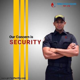 Perfact Facility Solutions provide best security guard service in Delhi.